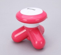 2014 Best Christmas gift  high frequency portable mini massage for old people/office workers/driver