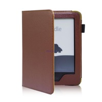 New smart classic case for Amazon New kindle 2014 new version, sleep/week up function, 1pcs retailed+free shipping