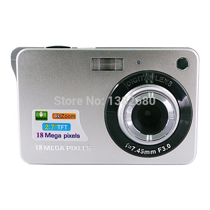 mini wifi camera portable 16 MP Digital Camera 3.0 Mega pixel CMOS ...