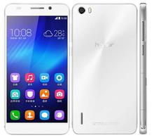 "5pcs/lot In Stock Original Unlocked Huawei Honor 6 3G RAM 16G ROM  Android OS Qcta Core 13MP 5"" TD-SCDMA GSM"