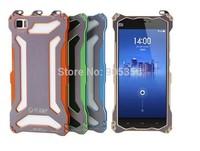 Original Brand R-Just Climbing Aluminum Cover Metal Case For Xiaomi M3 Mi3 New Phone Cases With Retail box