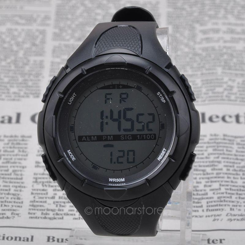 Fashion Design Digital Watch Sports Alarm Stopwatch Hour Waterproof Watches Children's Night Light function Clock LX*MHM128(China (Mainland))