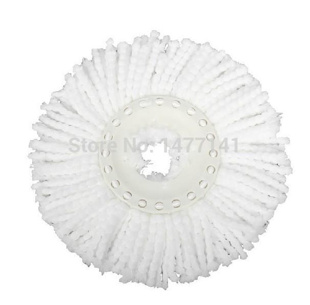Free Shipping Deep Clean Mop Head 360 Spin Mop Refill Replacement Pads Mop Refill Magic Mop(China (Mainland))