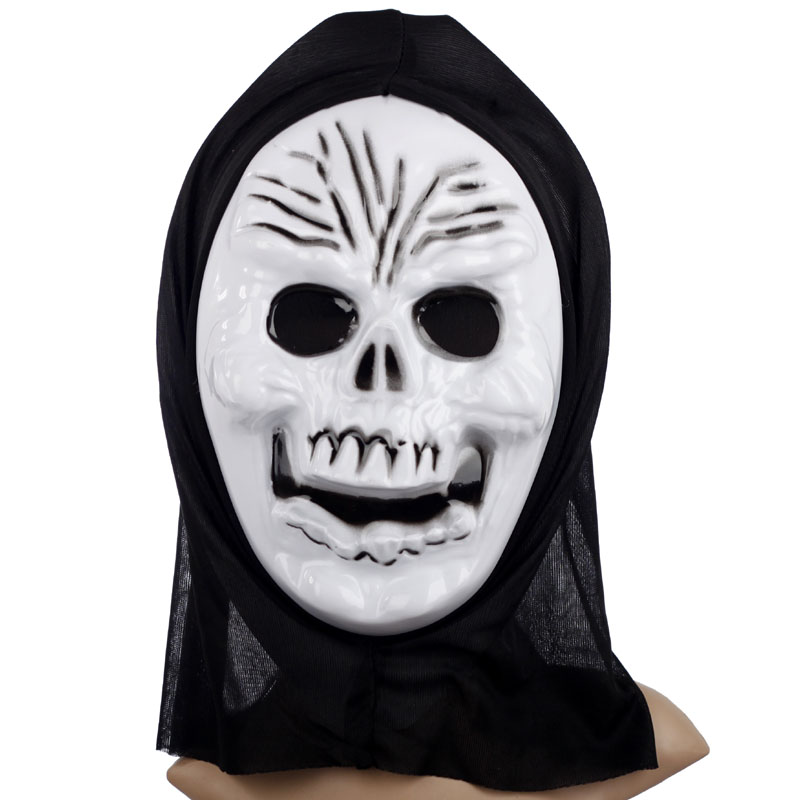Skeleton Eye Mask Skeleton 1pc Black Mask