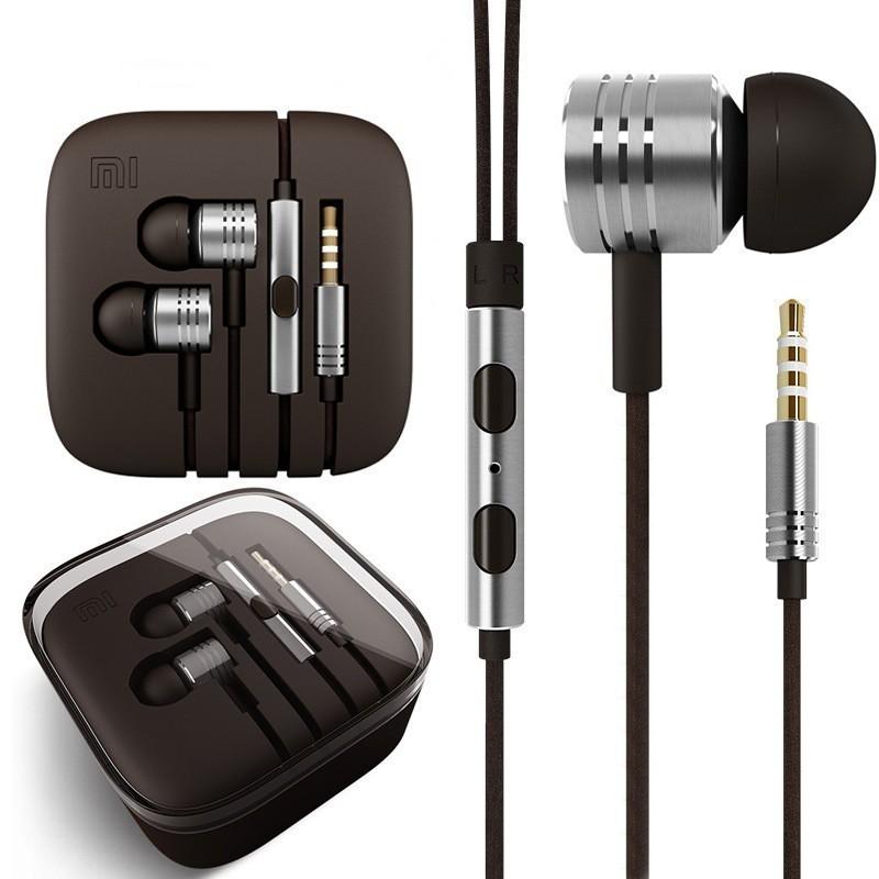 XIAOMI Earphone Earphones Stereo Headphone Headset For HTC LG SONY Samsung iPhone 5s ipad mini MP3 MP4 With Remote And MIC(China (Mainland))