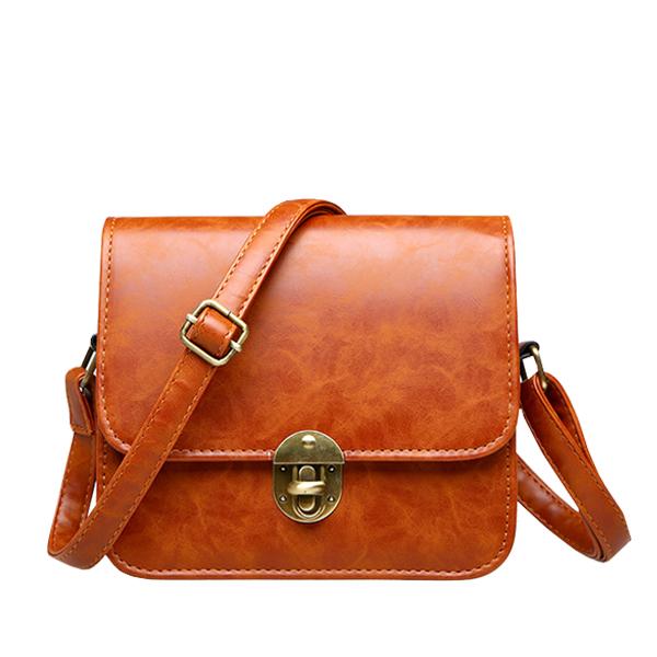2015 New Arrival Fashion Brand Women Handbag Burnished PU Famous Brand Discounts Ladies Designer Vintage Single Shoulder bag Z5(China (Mainland))