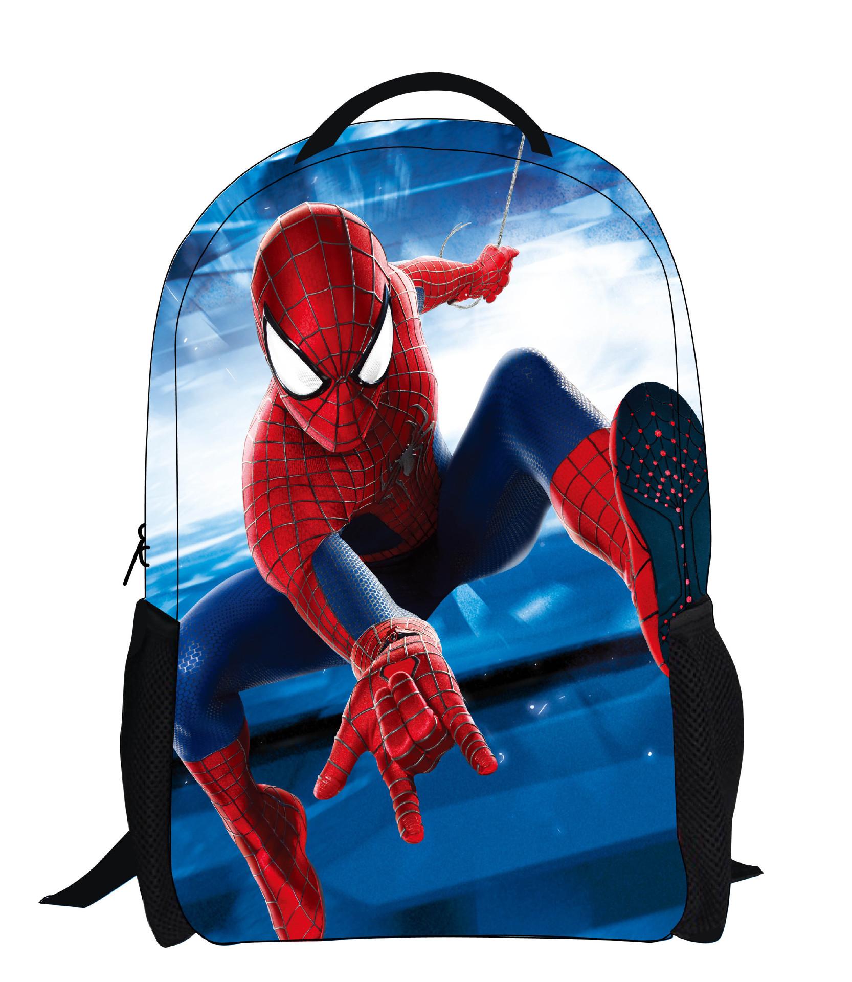 Mochila Minnie Allure New Fashion School Shoulder Bag For Brave Boy