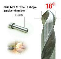 U Drill Bits for smoke chamber /tobacco pipe making 18mm diameter -free shipping