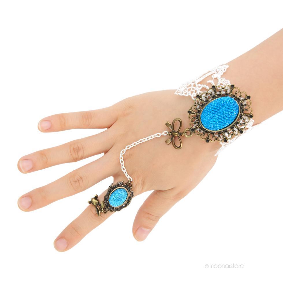 Hochzeits-Finger Hand