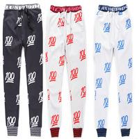 Fashion men Pants emoji joggers Clothes  trousersmen 100 emoji joggers Harem Sweatpants Pants shipping
