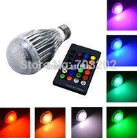 LED Bulbs Lights Guaranteed 100% Genuine 10W E27 Lamp 110V 220V RGB Lampadas Globo De Luz For Kitchen Living Room Bedroom