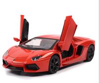 diy scale models toy miniature car miniatura 3D puzzle brand juguetes 16 kinds car styling
