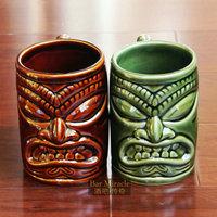 Hot 2014 Popular Furnishing Articles American Tiki Cup Hawaii Home Decoration Ceramic Cocktail Mug Creative Ceramic Cup