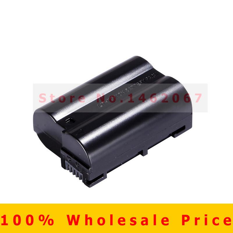 Original EN EL15 digital Camera batteries EN EL15 ENEL15 Camera Battery pack For Nikon D600 D800