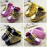 Hot Sale 1pair Baby Fashion Sneakers Prewalker First Walkers,antiskid kids Shoes,Super Quality Infant/Toddle/Boy/Girl Shoes