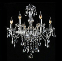 Wholesale Factory Price New Crystal Chandelier Lighting Fixture Crystal Lustre Lamp Fast Shipping