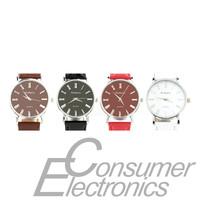 1pc New Free Shipping High quality Quartz Leather Wrist Bracelet Fashion Women Watch Ladies Wristwatch