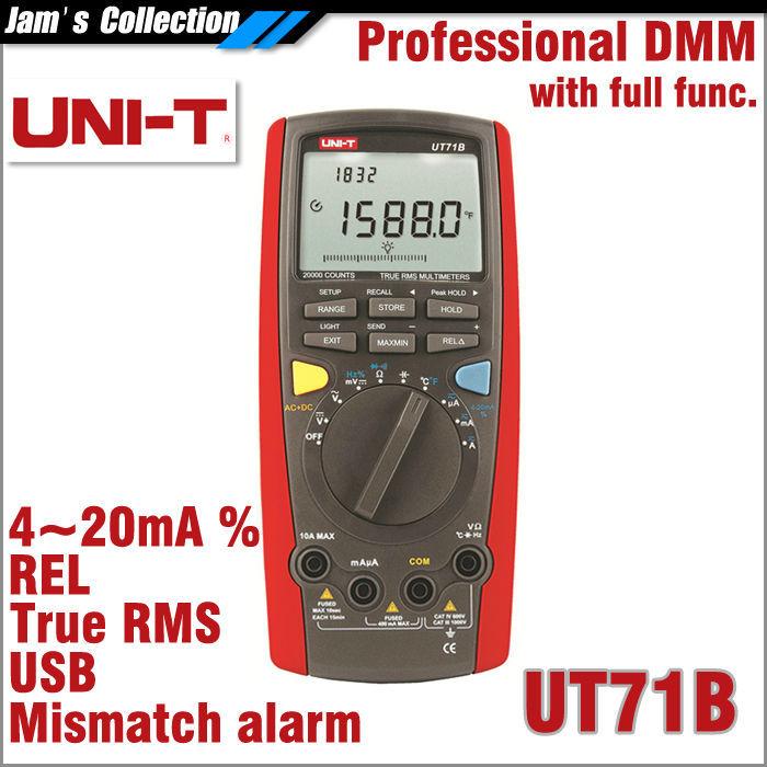 Мультиметр UNI-T UNI T uT71b alicaTe amperimeTro ac /dc мультиметр uni t uni t ut71b alicate amperimetro ac dc