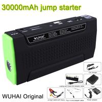 Multi-functional 30000mAh 12v Car Jump Starter rechargeable AUTO  car emergency start power bank