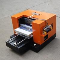 A3 size 6 colors multi-function flatbed digital printer/ T-shirt printer/ Phone case printer