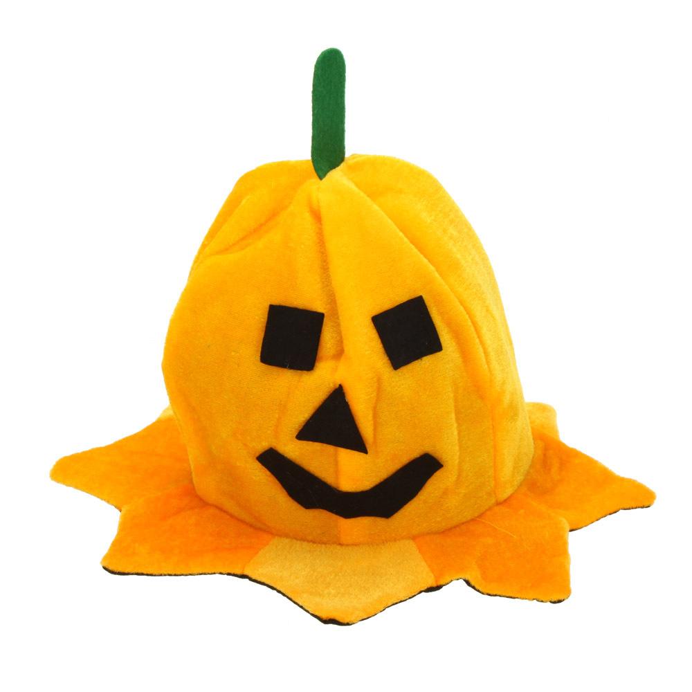 Halloween Mask Pumpkin Hat Cap Halloween Decoration Party Supplies Wholesale Drop Shipping(China (Mainland))