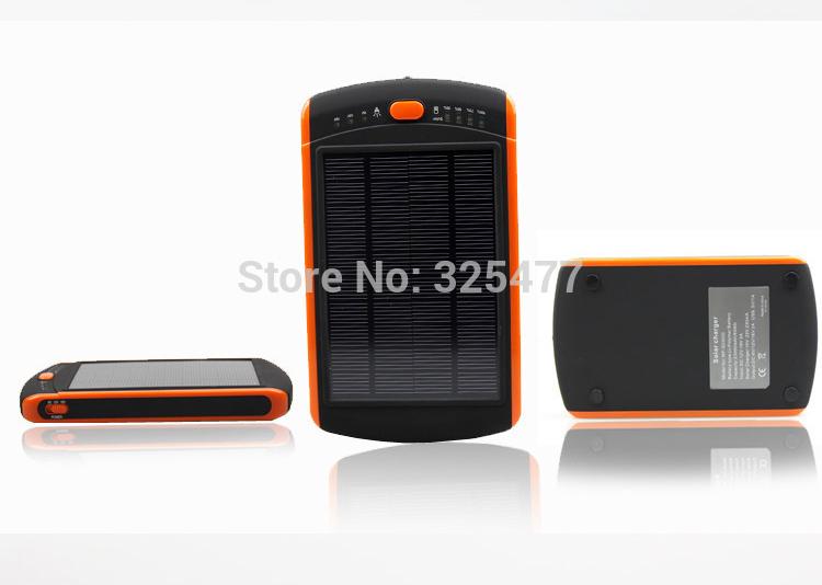 23000 Externo Cargador Solar Universal Portatil Bateria Carregador for iphone Samsung HTC laptop tablet(China (Mainland))