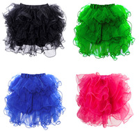 New Arrival  ! Multi Layer Lace Tutu Petticoat Corset Skirt