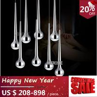 Modern LED Pendant Light Fixture LED lamp for dinning room, meeting room
