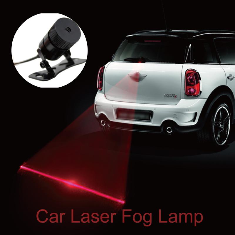 Auto-laser nebelscheinwerfer Anti- nebelscheinwerfer auto Aufzucht wärmendes licht für toyota vw benz mazda mitsubishi