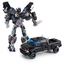 Hot Sale! Transformation Optimus Prim Ironhide Deformation Toy Robots Brinquedos Classic Toys PVC Action Figure For Boy's Gifts