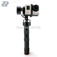 New Z-ONE PRO 3 Axis Handle Handheld Stabilizing Brushless Gimbal Camera for GoPro Hero4 Gopro3 3+ 4