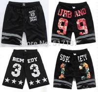 BA-14 3M reflective Harajuku Hip hop shorts Camouflage shorts Vintage Sport men beach shorts Basketball Casual cotton