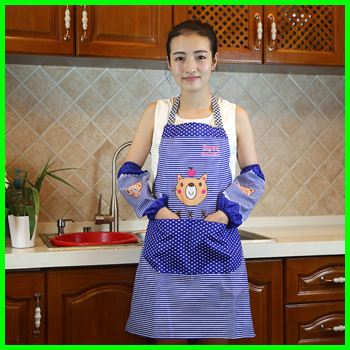 Aprons For Woman Kitchen Apron Avental De Cozinha Cute Aprons Women Cooking Aventais Cocina Mujer Delantal(China (Mainland))
