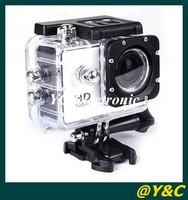 Sport Action Camera Diving Min 30M Waterproof 1080P Full HD SJ4000 WIFI Helmet Sports Camera Bicycle Sport DV