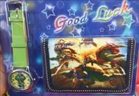 free shipping 10pcs boys girls cartoon watch Teenage Mutant Ninja Turtles wallet/purse