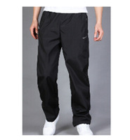 Sports pants men's trousers the spring and autumn period and the thickening of cultivate one's morality pure cotton trousers