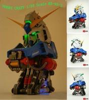 New Magic Toys 1/35 Scale RX-93-2 Hi-V High Nu Gundam Head PVC Model Kit Collection Children's DIY Birthday Gift Pre-Sale