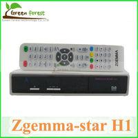 Satllite TV Receiver Zgemma-star H1 DVB-C Model based DVB-S2+C enigma2 linux OS Zgemma star H1satellite receiver