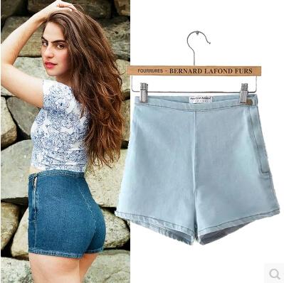Женские шорты PPH Slim Feminino shorts jeans женские шорты short jeans 2015 feminino slim