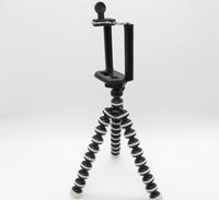 sale selling 300pcs/lot Very convenient Small models of Light Stand Type Flexible Leg Mini Tripod Holder