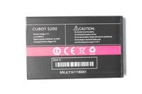 Original CUBOT S200 3300mAh Battery For CUBOT S200 Smart Phone
