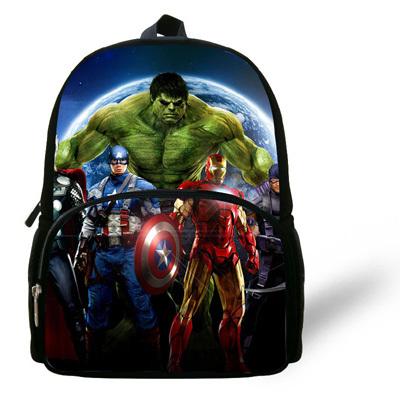 Школьный рюкзак YB 12/mochila 3D Ironman Mochilas YB139 авто d yb ytv
