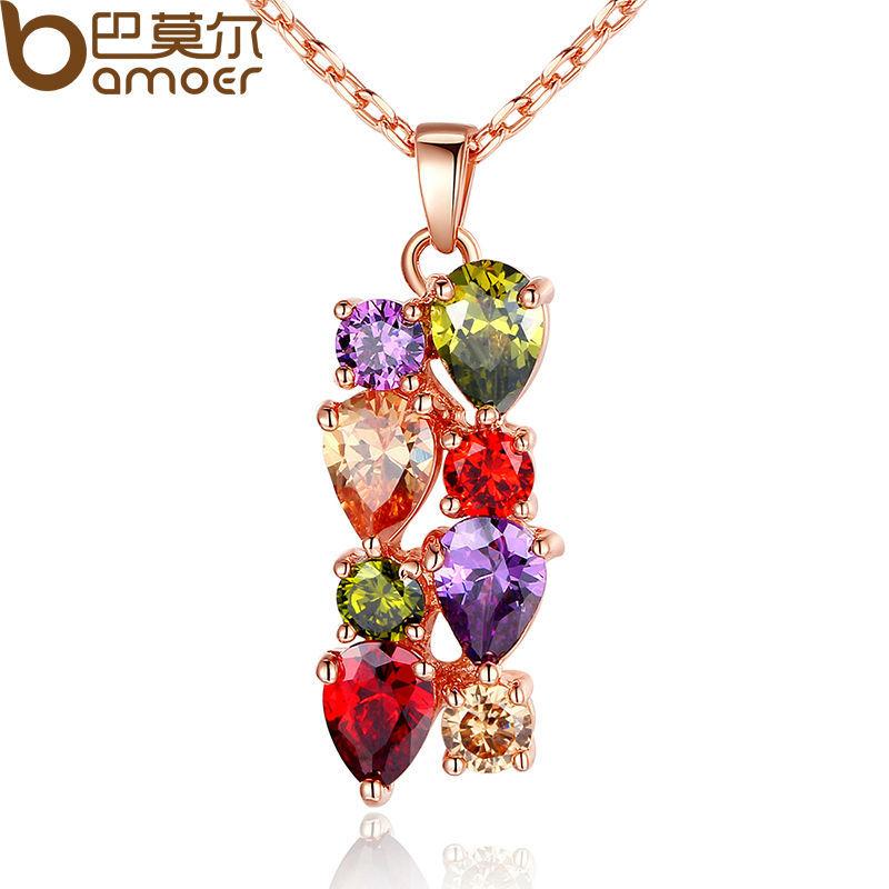высокого качества 18-каратного золота покрытием ожерелья