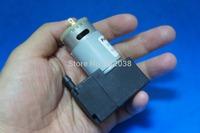 150Kpa Mini Micro Vacuum Pump Diaphragm Pressure Pump Negative Pressure DC 24V 5L/Min