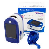 New CE&FDA LED Finger Pulse Oximeter JPD-500B Blood Oxygen Saturation SpO2 Portable Oximetro Health Care Monitor Free Shipping