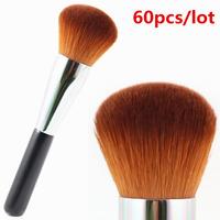 VELA Full Coverage Face Brush Optical Blurring Brush Multipurpose Make Up Brush Wholesale 60pcs/lot