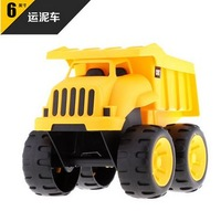 CAT truck car toy ,6 inches Mining Truck with Metal Railings . baby toys ,children truck toys Christmas gift