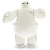 Hot Sale Christmas New High Quality 30cm Big Hero 6  Stuffed Plush Robot Doll Large Ultra Soft Baby Classic Toys Free Shipping