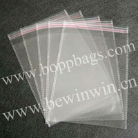 20x31cm poly bopp cello packaging Resealable Opp Bags with self adhesive seal for wholesale and retail & Free Shipping