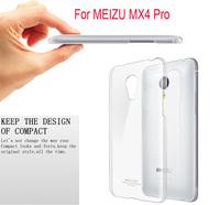 1pcs screen protector + IMAK Crystal hard Case for MEIZU MX4 Pro Free Ship